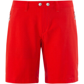 Norrøna W's Bitihorn Flex1 Shorts Tasty Red